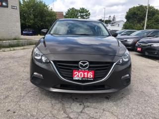 Used 2016 Mazda MAZDA3 4dr Sdn Gs for sale in Barrie, ON