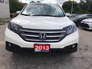 Used 2013 Honda CR-V AWD 5DR EX-L for sale in Barrie, ON
