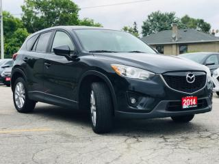 Used 2014 Mazda CX-5 AWD 4dr Auto GT for sale in Barrie, ON