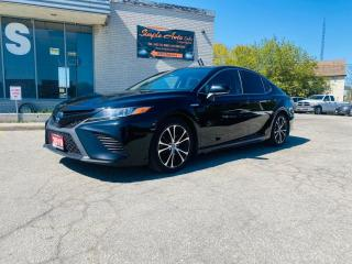 Used 2019 Toyota Camry HYBRID Auto for sale in Barrie, ON