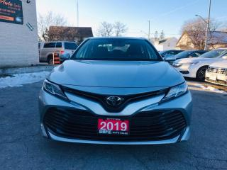 Used 2019 Toyota Camry AUTO for sale in Barrie, ON