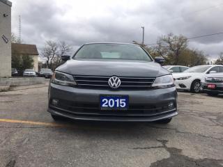 Used 2015 Volkswagen Jetta Sedan 2.0 TDI DSG Comfortline Diesel, Sunroof for sale in Barrie, ON