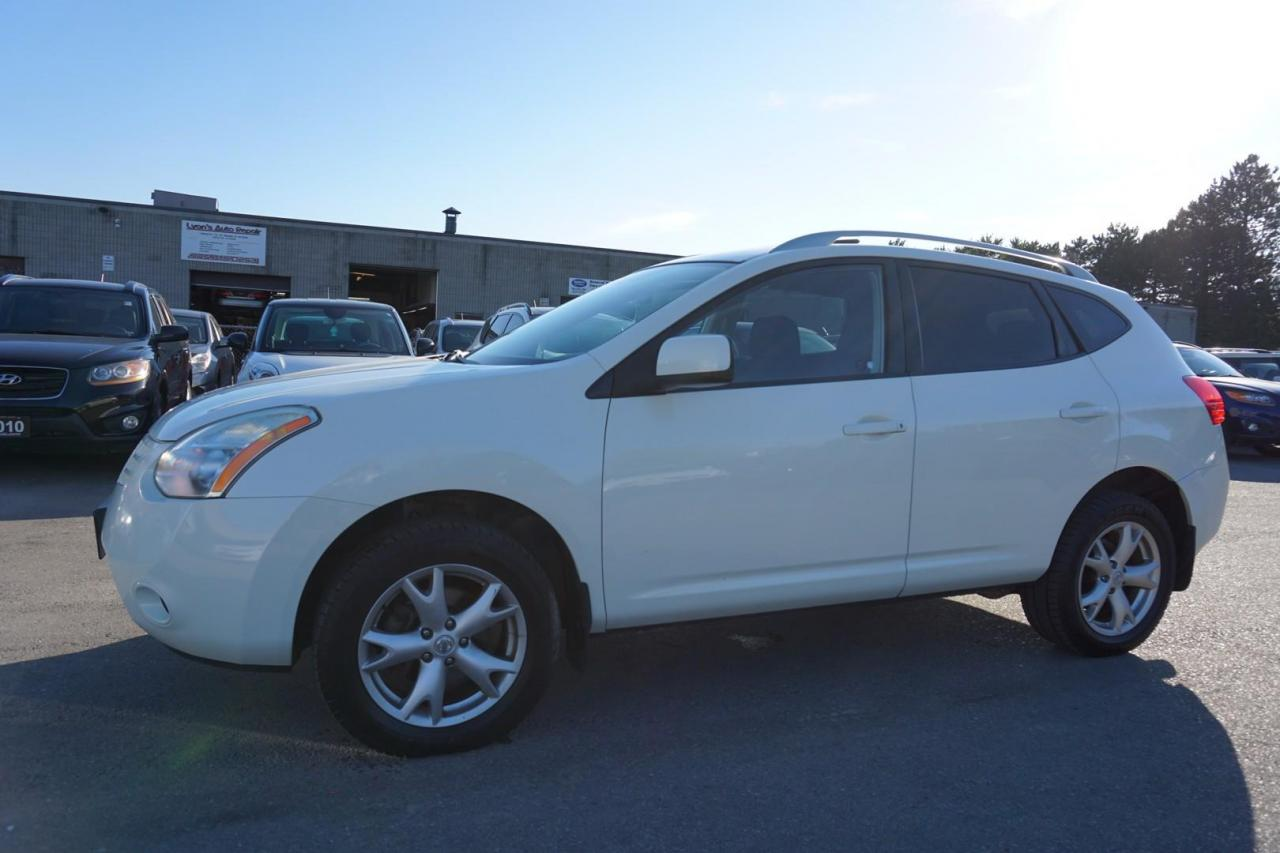 used 2008 nissan rogue sl awd certified 2yr warranty bluetooth sunroof heated shifters alloys for sale in milton, ontario carpages.ca