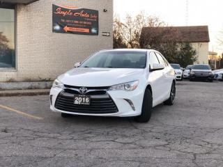 Used 2016 Toyota Camry 4dr Sdn I4 Auto for sale in Barrie, ON