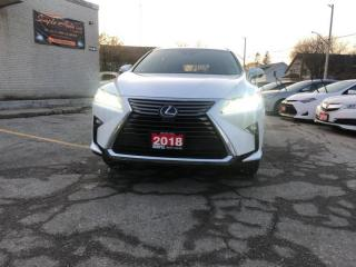 Used 2018 Lexus RX 350 RX 350L Auto for sale in Barrie, ON