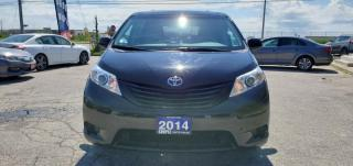 Used 2014 Toyota Sienna 5DR 7-PASS FWD for sale in Barrie, ON