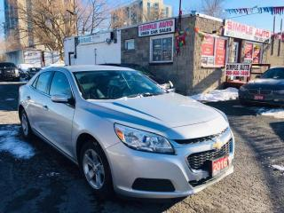 Used 2016 Chevrolet Malibu Limited 4DR SDN LT for sale in Barrie, ON