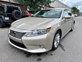 Used 2015 Lexus ES 300 h 4DR SDN for sale in North York, ON