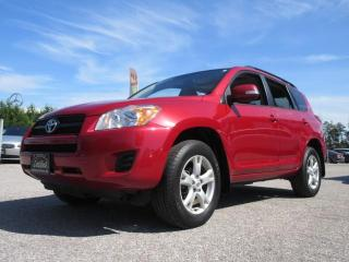 Used 2012 Toyota RAV4 4WD for sale in Newmarket, ON