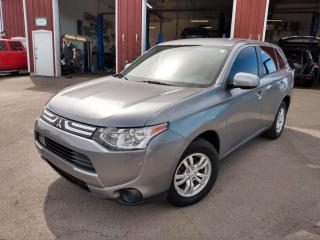Used 2014 Mitsubishi Outlander for sale in Dunnville, ON