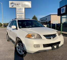 Used 2004 Acura MDX Touring -AS-IS-| NAVI | for sale in Barrie, ON