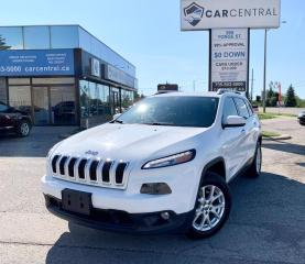 Used 2015 Jeep Cherokee NORTH | 4X4 | BLUETOOTH | for sale in Barrie, ON