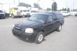 Used 2004 Nissan Frontier XE King Cab 2WD with Canopy for sale in Burnaby, BC