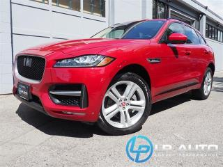Used 2017 Jaguar F-PACE 35t R-Sport for sale in Richmond, BC
