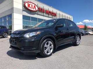 Used 2018 Honda HR-V LX 2WD CVT Alloys Rearview Cam Excellent Condition for sale in Kingston, ON