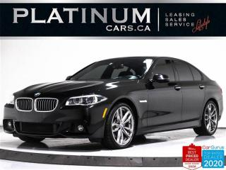 Used 2016 BMW 5 Series 535i xDrive, M-SPORT, EXECUTIVE, HUD, NAV, 360, BT for sale in Toronto, ON