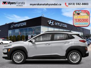 New 2020 Hyundai KONA 2.0L Luxury AWD  - $184 B/W for sale in Kanata, ON