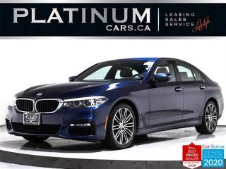 Used 2017 BMW 5 Series 530i xDrive, M-SPORT, PREMIUM, NAV, CAM, SUNROOF for sale in Toronto, ON