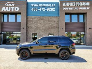 Used 2015 Jeep Grand Cherokee Limited for sale in St-Eustache, QC