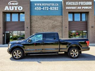 Used 2016 Ford F-150 VENDU for sale in St-Eustache, QC