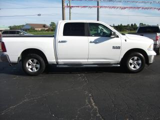 Used 2016 Dodge Ram 1500 SLT 4X4 CREW CAB for sale in Fonthill, ON
