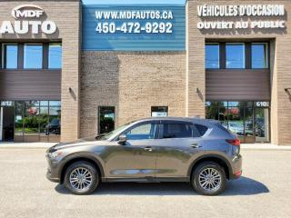 Used 2019 Mazda CX-5 GS TI BA for sale in St-Eustache, QC
