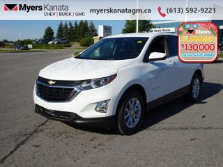 New 2020 Chevrolet Equinox LT  -  Power Seats -  Heated Seats for sale in Kanata, ON