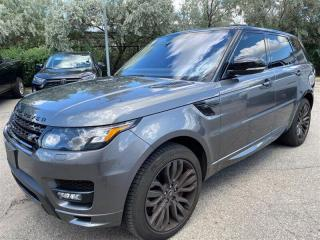 Used 2016 Land Rover Range Rover Sport HST LE, NAV, PANO, CAM, MERIDIAN, HEATED STEERING for sale in Toronto, ON