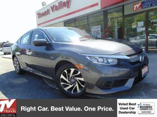 Used 2018 Honda Civic Sedan SE (1) Owner for sale in Peterborough, ON