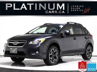 Used 2014 Subaru XV Crosstrek Touring, AWD, BLUETOOTH, HEATED SEATS, PADDLE for sale in Toronto, ON