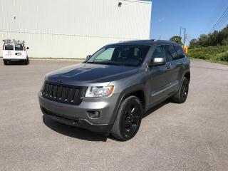 Used 2012 Jeep Grand Cherokee 4 RM 4 portes Laredo for sale in Québec, QC