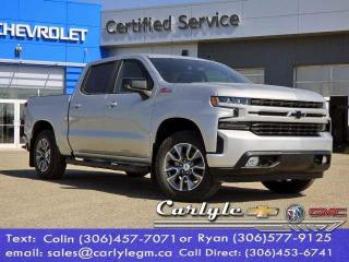New 2020 Chevrolet Silverado 1500 RST for sale in Carlyle, SK