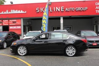 Used 2014 Acura RLX 4dr Sdn Tech Pkg for sale in Surrey, BC