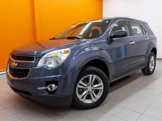 Used 2013 Chevrolet Equinox LS BLUETOOTH HITCH MAGS *CLIMATISEUR* for sale in St-Jérôme, QC