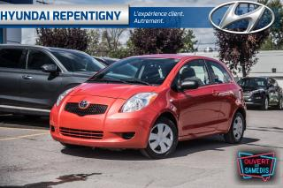 Used 2007 Toyota Yaris CE 3 PORTES**A/C, MIRROIR ÉLECTRIQUE** for sale in Repentigny, QC