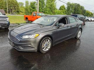 Used 2017 Ford Fusion SE for sale in Madoc, ON