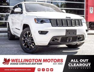 New 2020 Jeep Grand Cherokee Altitude for sale in Guelph, ON