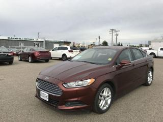 Used 2015 Ford Fusion 4dr Sdn SE FWD *Remote Start**Bluetooth* for sale in Brandon, MB