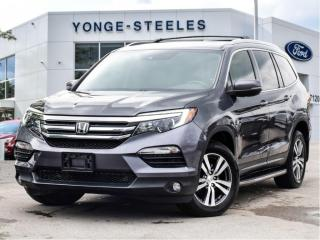 Used 2017 Honda Pilot EX-L for sale in Thornhill, ON