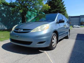 Used 2006 Toyota Sienna ******7 PASSAGERS********PROPRE***** for sale in St-Eustache, QC