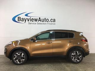 Used 2020 Kia Sportage EX - AWD! HTD SEATS! PANOROOF! REVERSE CAM! ALLOYS! + MORE! for sale in Belleville, ON