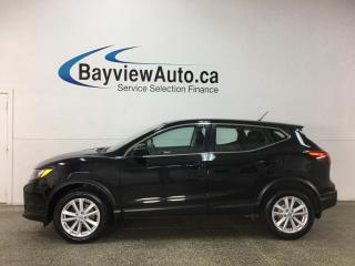 Used 2017 Nissan Qashqai - AWD! REVERSE CAM! ALLOYS! + MORE! for sale in Belleville, ON