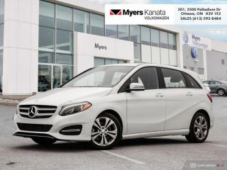 Used 2016 Mercedes-Benz B-Class 250 Sports Tourer 4MATIC for sale in Kanata, ON