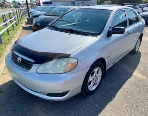 Used 2006 Toyota Corolla 4dr Sdn LE Auto for sale in Trois-Rivières, QC