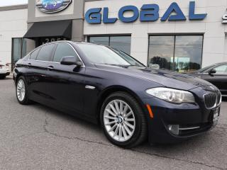 Used 2013 BMW 5 Series EXECUTIVE PKG. SPORT PKG. 535i xDrive for sale in Ottawa, ON