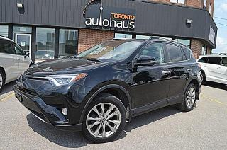 Used 2016 Toyota RAV4 Limited/AWD/NAVI/CAM/LEATHER/SUNROOF/BSM Limited for sale in Concord, ON