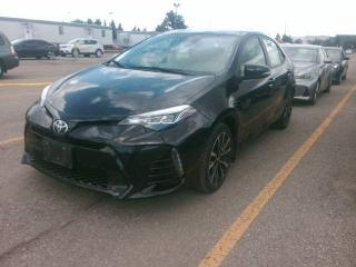 Used 2017 Toyota Corolla Sport/NAVI/CAM/LEATHER/SUNROOF SE,SE for sale in Concord, ON