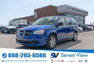 Used 2019 Dodge Grand Caravan SE PLUS ALUMINUM WHEELS/REAR CAMERA/ ONLY 17,000 K for sale in Concord, ON