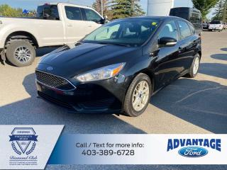 Used 2017 Ford Focus SE for sale in Calgary, AB