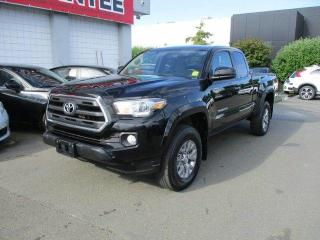 Used 2016 Toyota Tacoma SR5 for sale in Nanaimo, BC